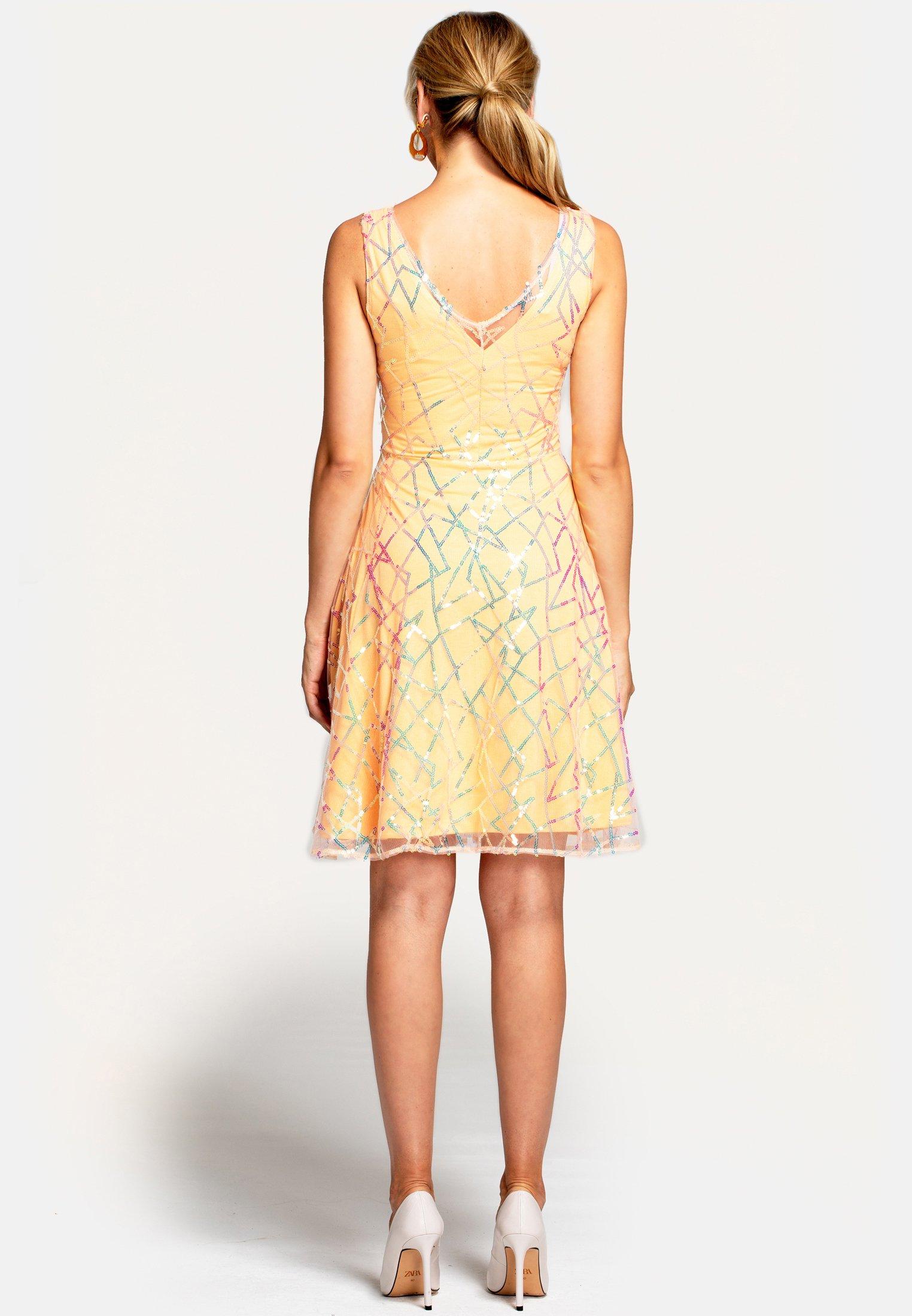 HotSquash Robe de soirée - orange - Robes femme Pux5i