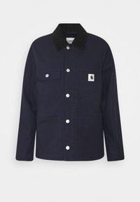 Carhartt WIP - MICHIGAN JACKET - Winter jacket - dark navy/black - 0