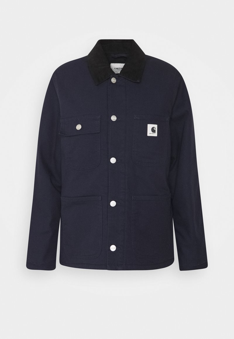 Carhartt WIP - MICHIGAN JACKET - Winter jacket - dark navy/black