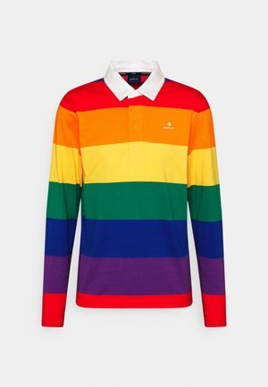 PRIDE HEAVY RUGGER UNISEX - Polo - multicolor