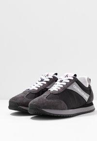 Calvin Klein Jeans - JILL - Trainers - black - 4