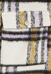 Noisy May - NMLULLA LONG SHACKET  - Short coat - sugar/tigers eye - 2
