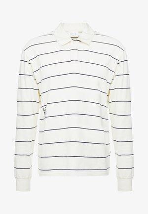 BECK LONG SLEEVE - Maglietta a manica lunga - off white
