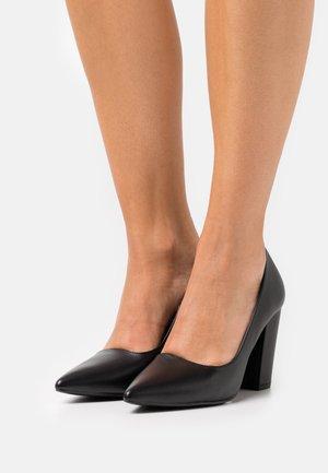 IMMORTAL BLOCK  - Classic heels - black