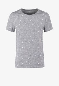 Pier One - T-shirts print - dark blue melange - 5