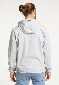 Schmuddelwedda - Waterproof jacket - hellgrau - 2