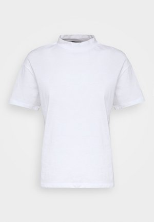LACIVERT - Basic T-shirt - white