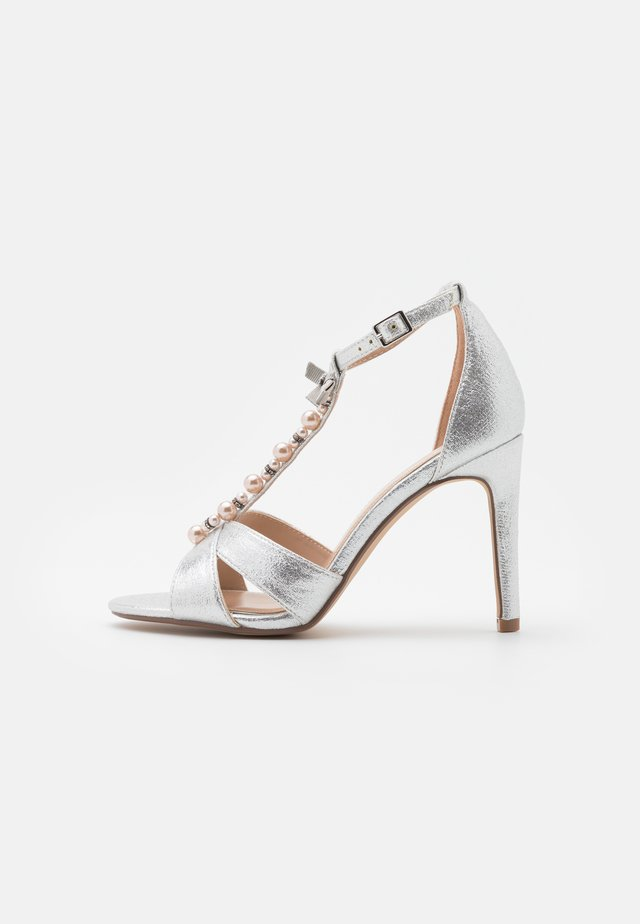 MELODIEE - Sandales - silver