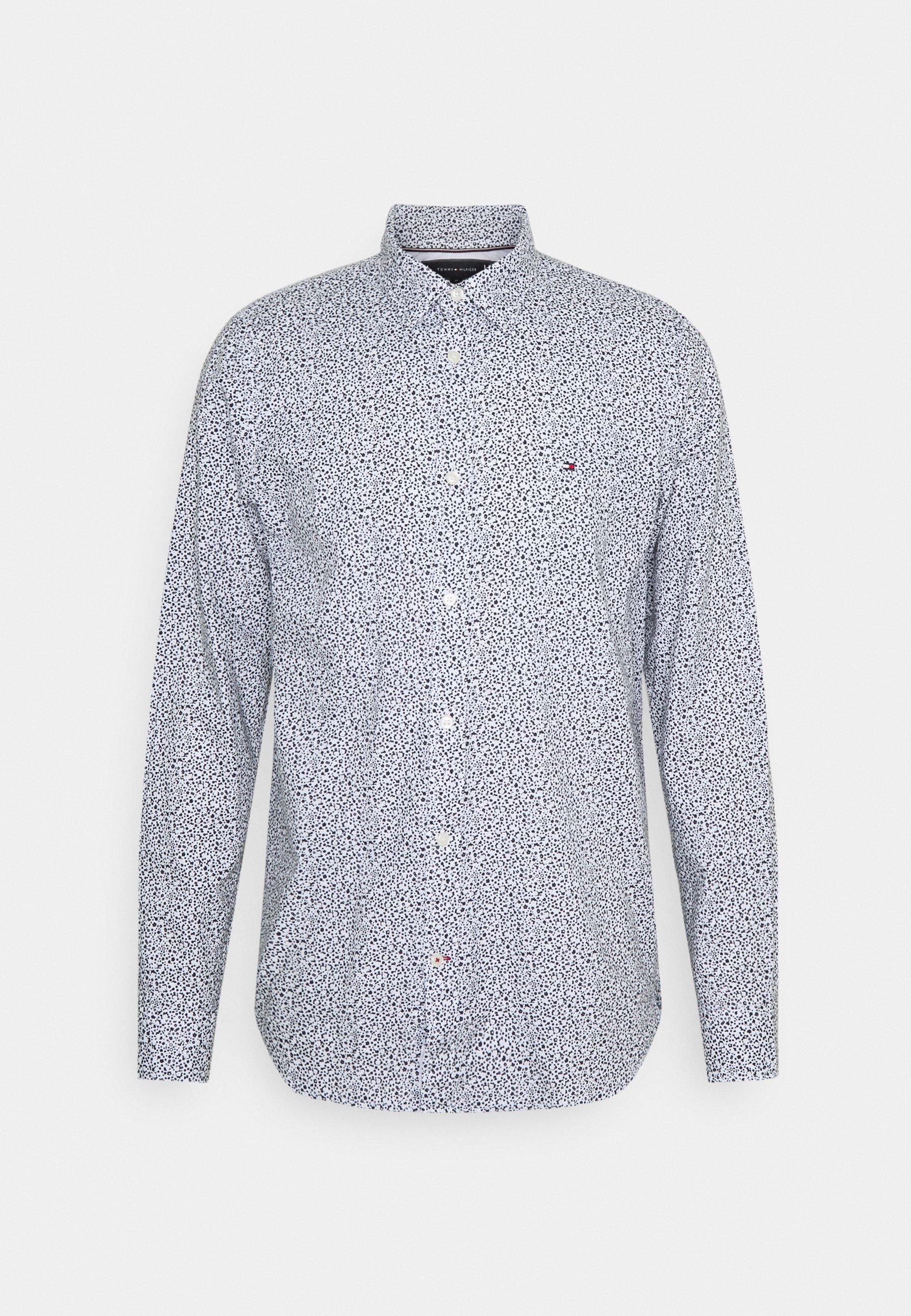 Uomo SLIM FLORAL PRINT SHIRT - Camicia