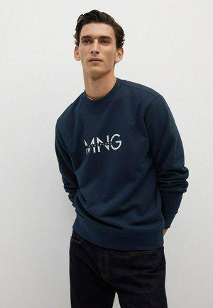 NEW-H - Sweatshirt - mørk marineblå