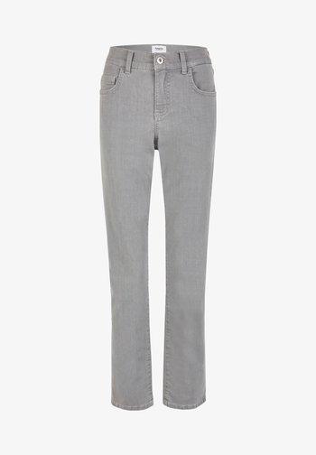 DOLLY - Straight leg jeans - hellgrau