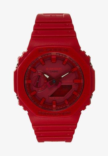 Klokke - red