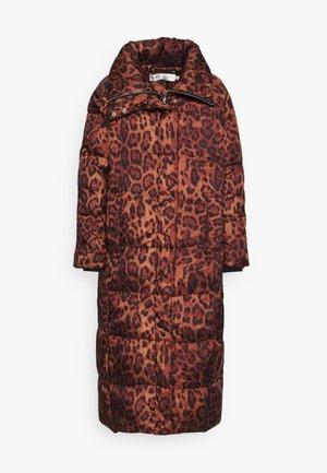 COAT - Winter coat - brown