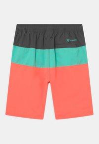 Brunotti - CATAMARAN - Swimming shorts - flamingo pink - 1