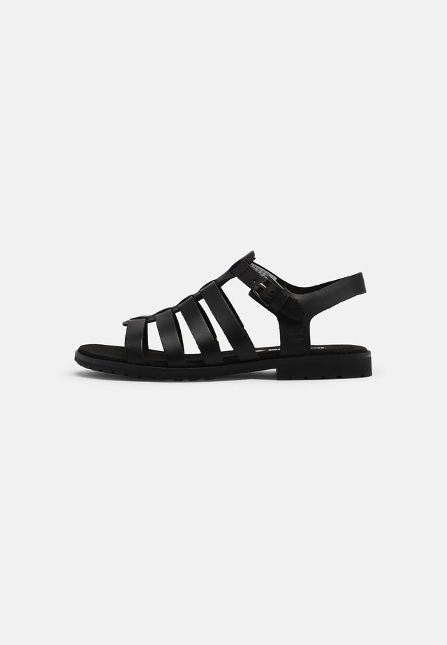 CHICAGO RIVERSIDE FISHERMAN - Sandals - black