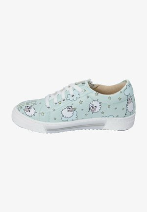 DOLLY SHEEPS BLUE - Sneakers laag - multicolor