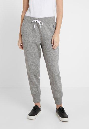 SEASONAL - Pantaloni sportivi - dark vintage heat