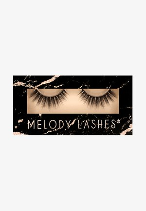 CUTIE - False eyelashes - black
