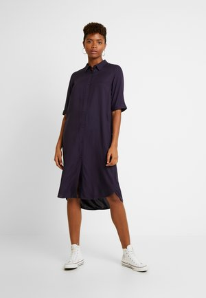 DAMIRA - Košilové šaty - lilac purple dark