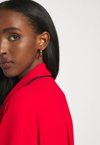 Mulberry - OTTILIE BLOUSE - Button-down blouse - bright red - 3