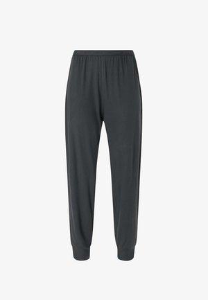 SOFT TOUCH CUFFED  - Spodnie od piżamy - dark grey