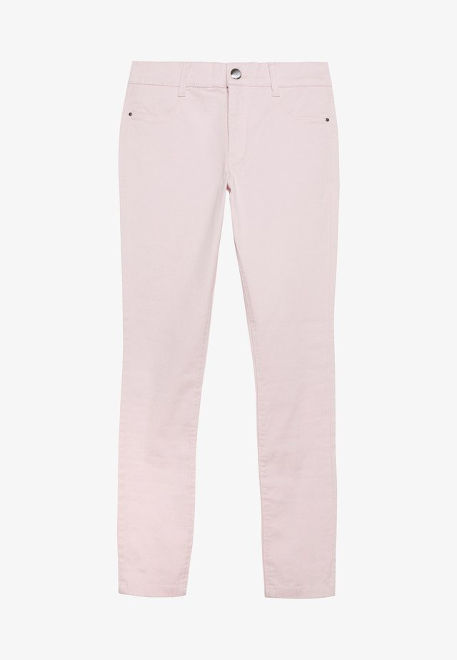 FRANKIE ANKLE GRAZER - Jeansy Skinny Fit - pale pink