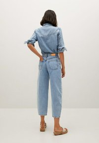 Mango - ANTONELA - Relaxed fit jeans - medium blue - 2