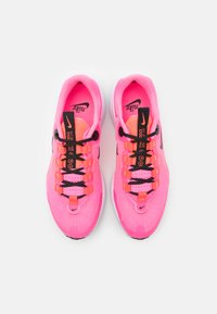 Nike Performance - REACT ESCAPE RN - Neutral running shoes - pink glow/black/bright crimson - 3