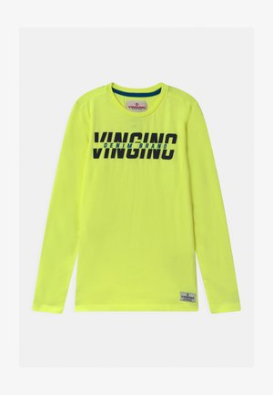 JAILON - Long sleeved top - flash yellow