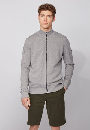 ZKYBOX  - Bomber Jacket - light grey