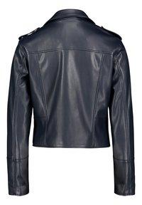 Cartoon - Faux leather jacket - dark blue - 1