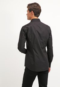 HUGO - JASON SLIM FIT - Formal shirt - black - 2