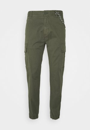 Cargo trousers - deep depth