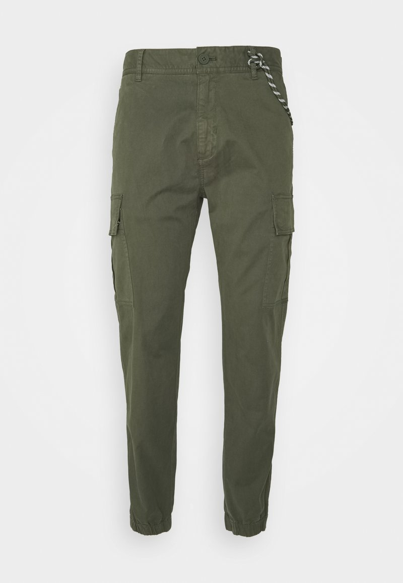 Marc O'Polo DENIM - Cargo trousers - deep depth