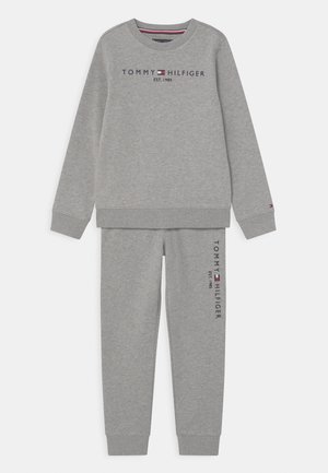 ESSENTIAL SET - Tuta - grey heather