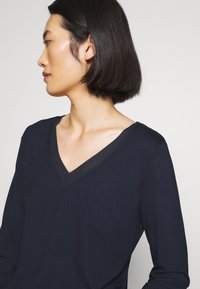 Esprit Collection - Long sleeved top - navy - 3