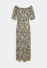 LASCANA - Jersey dress - schwarz/gelb - 6