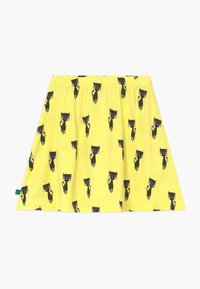 Fred's World by GREEN COTTON - CATS EXCLUSIVE - A-lijn rok - yellow - 1