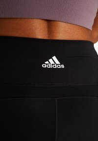 adidas Performance - Leggings - black/white - 5