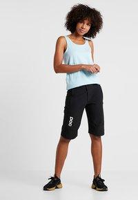 POC - ESSENTIAL SHORTS - Sports shorts - uranium black - 1