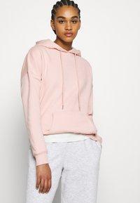 New Look - HOODY - Hoodie - pale pink - 3