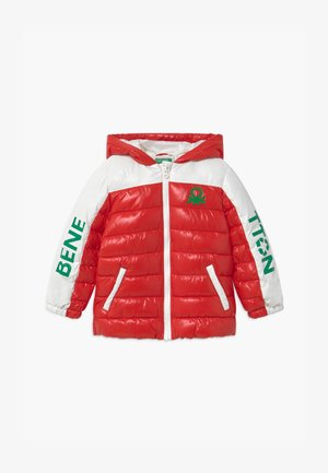 UNISEX - Winter jacket - red