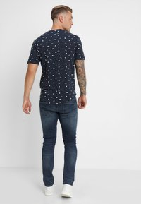Only & Sons - ONSGENE TEE - T-Shirt print - blue nights - 2