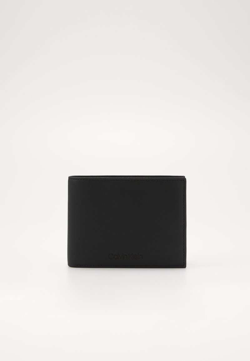 Calvin Klein - FIRST COIN - Portfel - black
