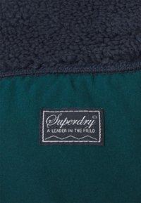 Superdry - ZIP THRU HOOD - Summer jacket - nautical navy - 6