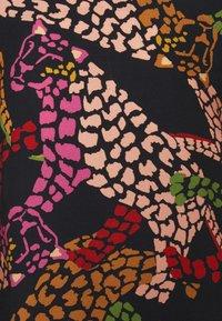 Farm Rio - LEOPARD CUTOUT BLOUSE - Blouse - multi-coloured - 6