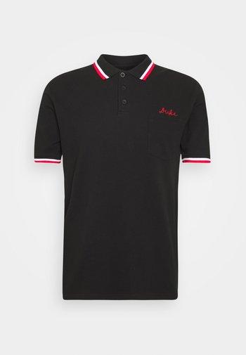 STRUMMER - Polo shirt - black