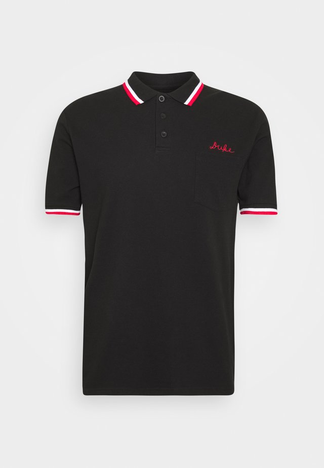 STRUMMER - Polo shirt - black