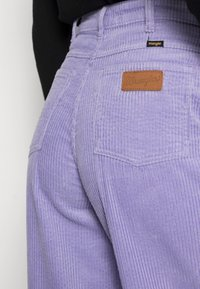 Wrangler - PLEATED BARREL - Trousers - lilac - 4