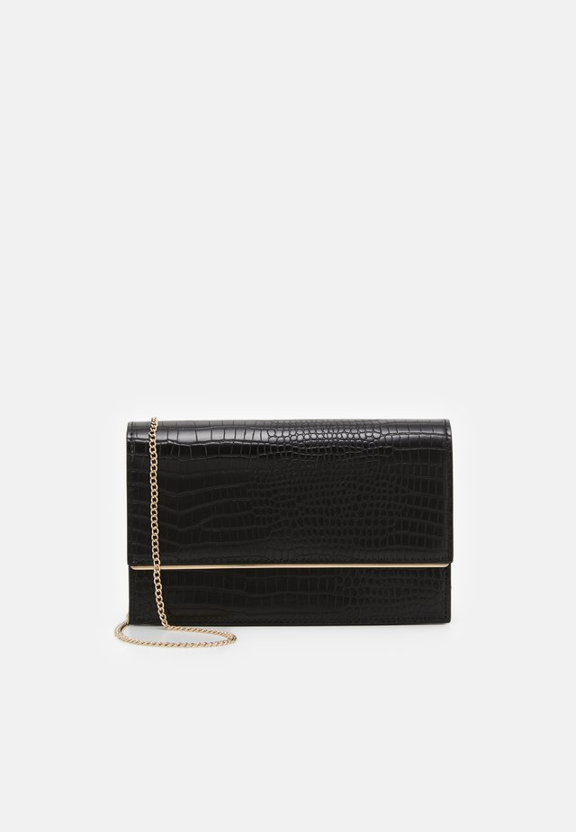 ENVELOPE BAG NESS - Clutch - black